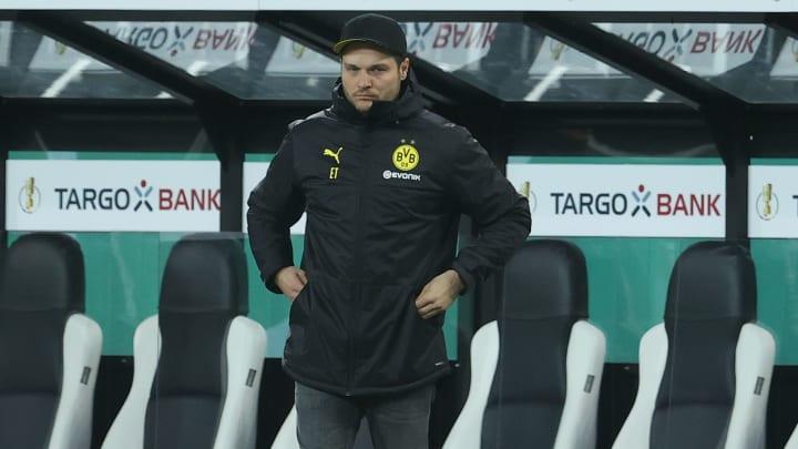 Sieht seine Mannschaft auf einem guten Weg: Edin Terzic