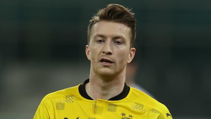 Marco Reus war nach der Niederlage seiner Borussia sichtbar bedient.