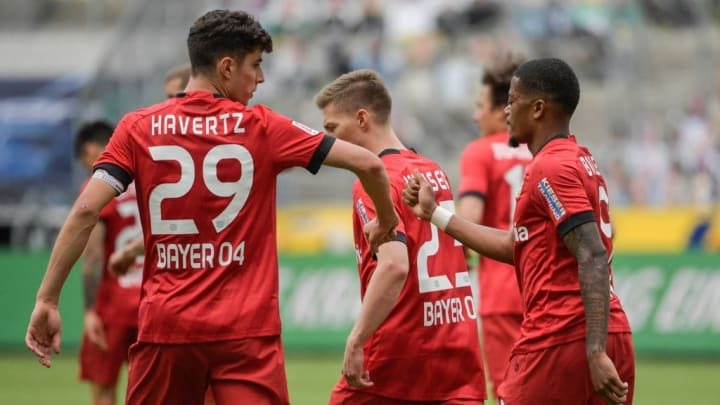 Kai Havertz, Leon Bailey