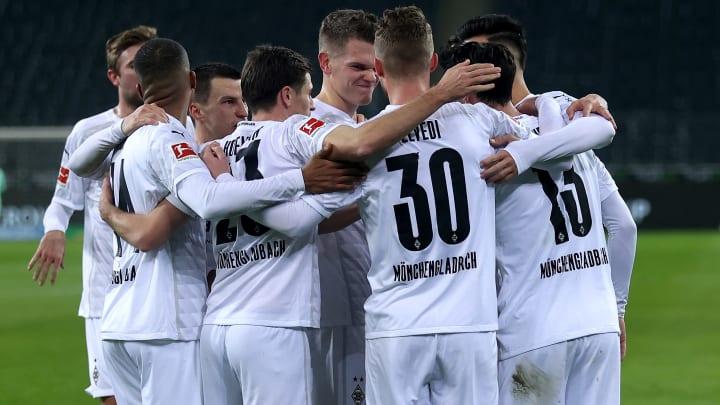 Borussia Mönchenglabach ist momentan in einer super Form.