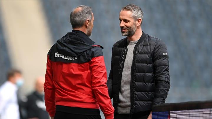Marco Rose und Adi Hütter wechseln für Ablösesummen ihre Trainerstation