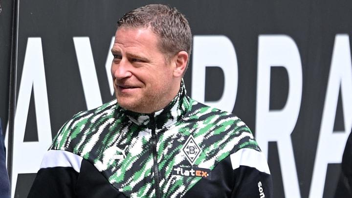 Max Eberl sieht die Borussia auf einem konstanten Weg