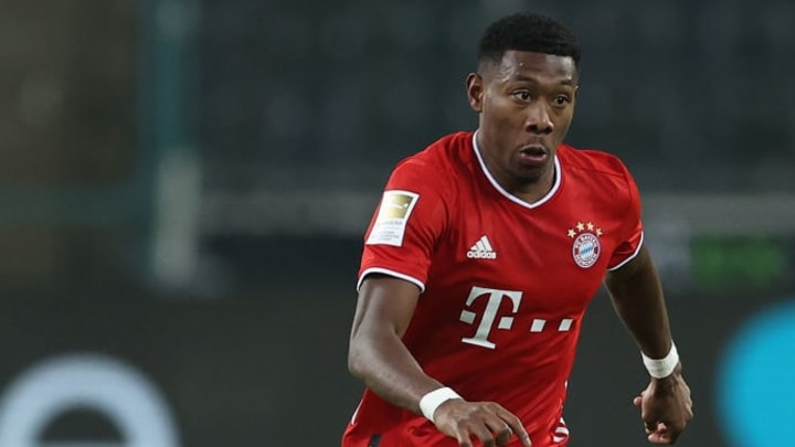 Manchester City concurrence le Real Madrid pour David Alaba.