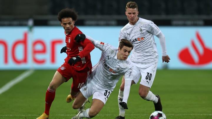 Florian Neuhaus scheint für den Sommer eine Ausstiegsklausel zu besitzen