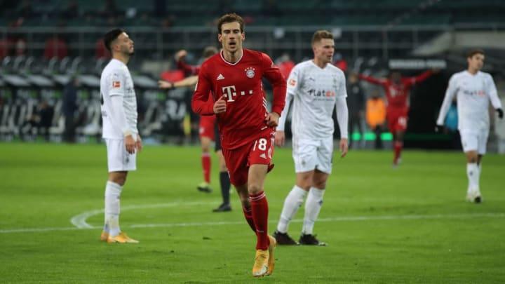 Führte den FC Bayern auf die scheinbar sichere Siegerstraße: Leon Goretzka