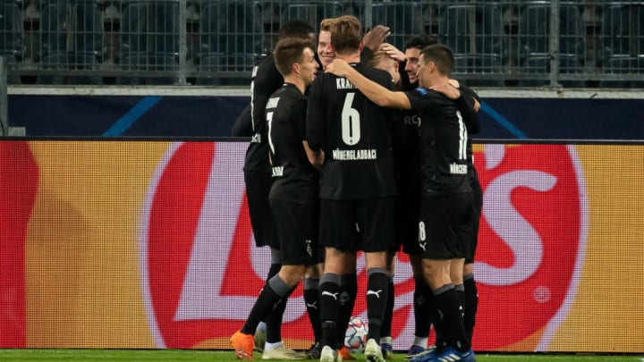 Unzähmbar gegen Donezk: Nach einem 6:0 im Hinspiel feierte Gladbach in der vergangenen Woche einen 4:0-Erfolg über die Ukrainer