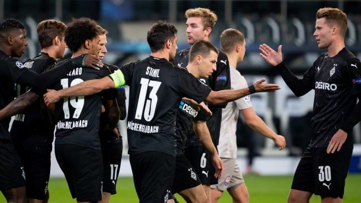Borussia Mönchengladbach kann am Dienstag den Einzug ins Achtelfinale perfekt machen