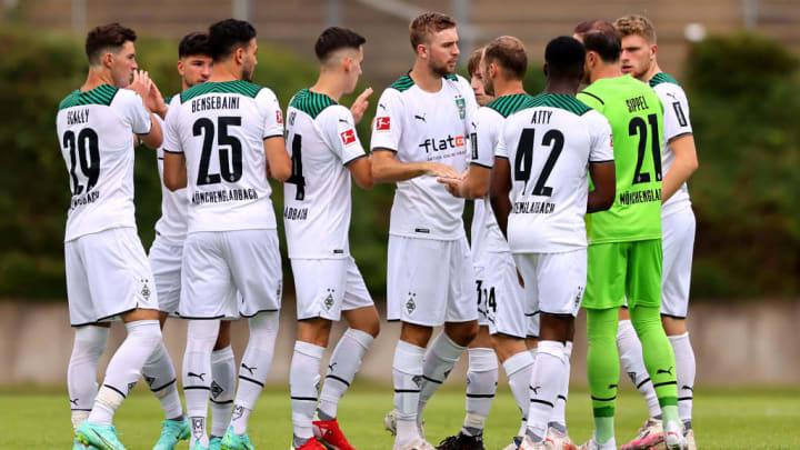 Borussia Moenchengladbach v Viktoria Koeln - Pre-Season Match Bundesliga
