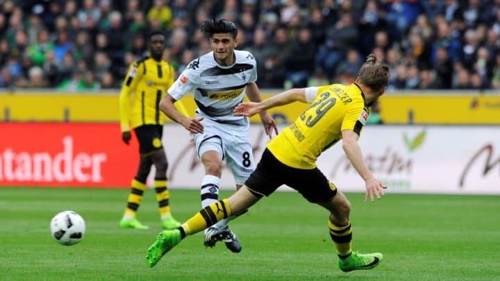 Borussia Moenchengladbach vs Borussia Dortmund : Bundesliga