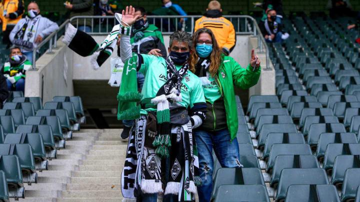 Die Fans werden auch bei der Borussia vermisst