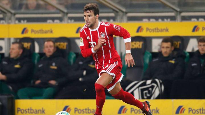 Juan Bernat absolvierte 113 Pflichtspiele im Bayern-Hemd