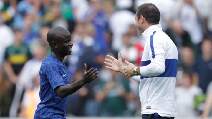 Frank Lampard, N Golo Kante