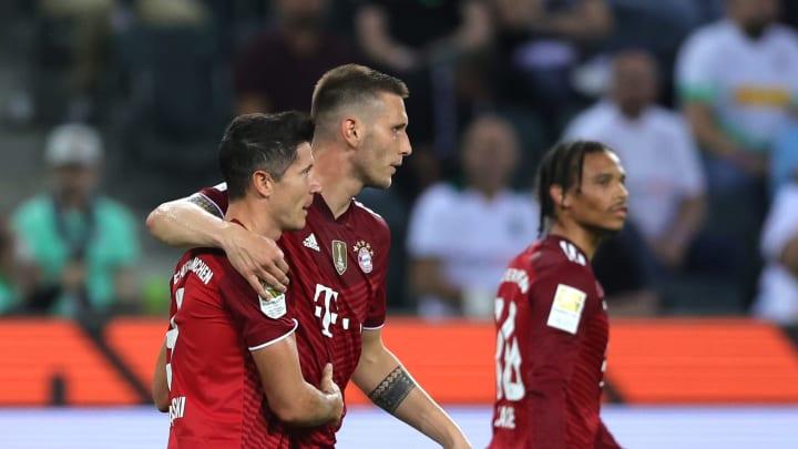 Die Bayern-Stars holten im Borussia Park einen Punkt