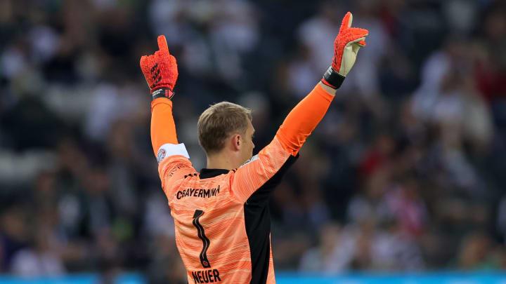 Manuel Neuer fällt gegen den 1. FC Köln sehr wahrscheinlich aus