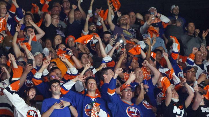 New York Islanders fans.