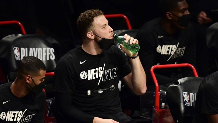 Blake Griffin in his natural state.