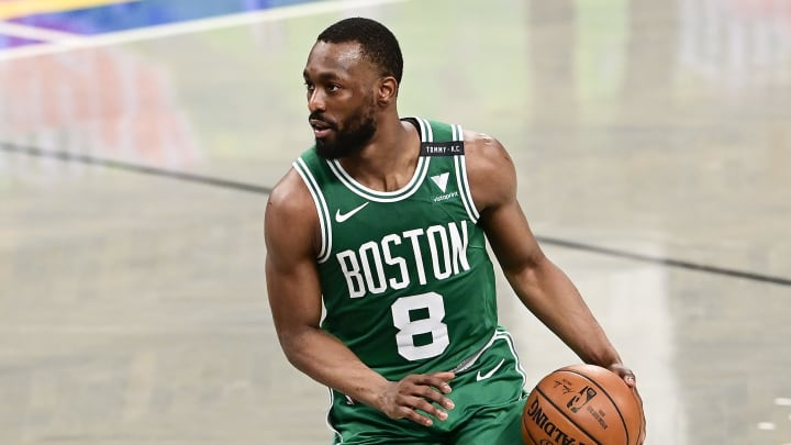 Kemba Walker is on his way out in Boston.