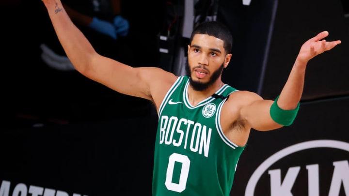Los Celtics confían en que Tatum será el eje del equipo por muchos años