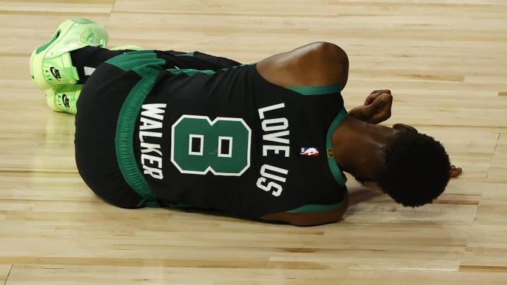 Kemba Walker, Boston Celtics v Toronto Raptors - Game One