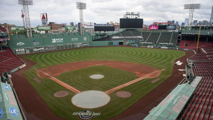 Boston Red Sox Black Lives Matter Tarp
