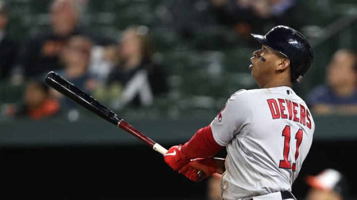 Rafael Devers will be the next Red Sox superstar.