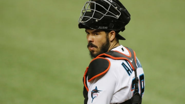 Jorge Alfaro's remains an underrated option at the catcher position.