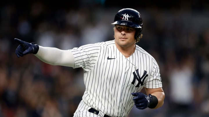 Luke Voit came hitting off the disabled list