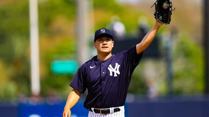 Tanaka jugó con Rakuten Golden Eagles en Japón antes de ir a la MLB