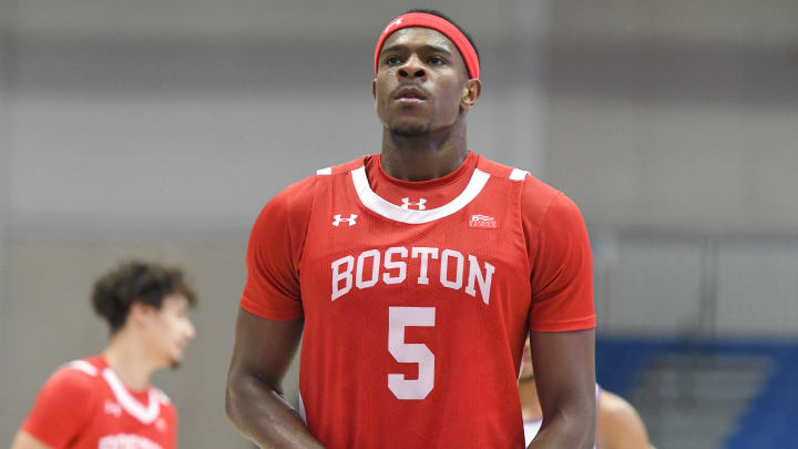 Holy Cross vs Boston University prediction and college basketball pick straight up & ATS for NCAA game tonight.