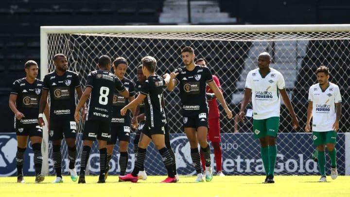 Botafogo v Cabofriense Play the Carioca State Championship With Closed Doors as a Precautionary Measure Against the Coronavirus