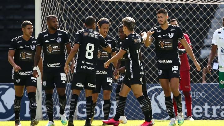 Botafogo v Cabofriense Play the Carioca State Championship With Closed Doors as a Precautionary