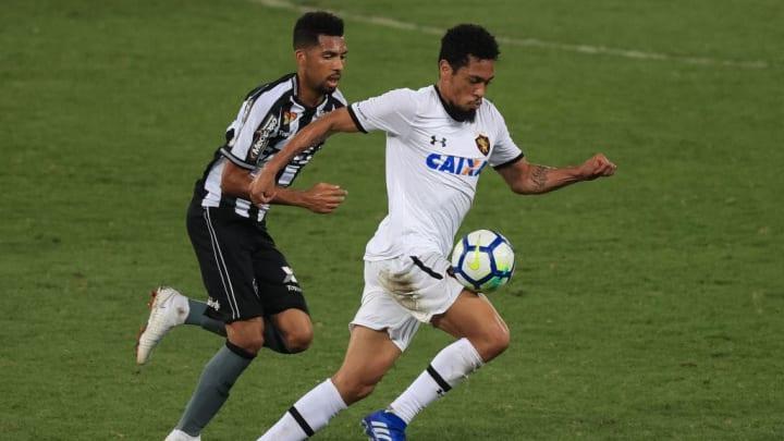 Hernane Matheus Fernandes Botafogo Ponte Preta Série B Sport