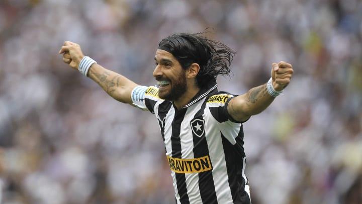 Uruguays 70-facher Nationalspieler Abreu kam ordentlich rum