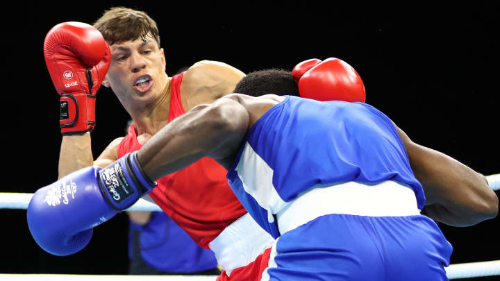 Britain's Pat McCormack is favored in the men's welterweight boxing odds at the 2021 Tokyo Olympics on FanDuel.