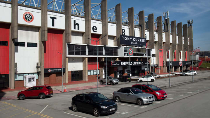 Bramall Lane - Sheffield United Football Club