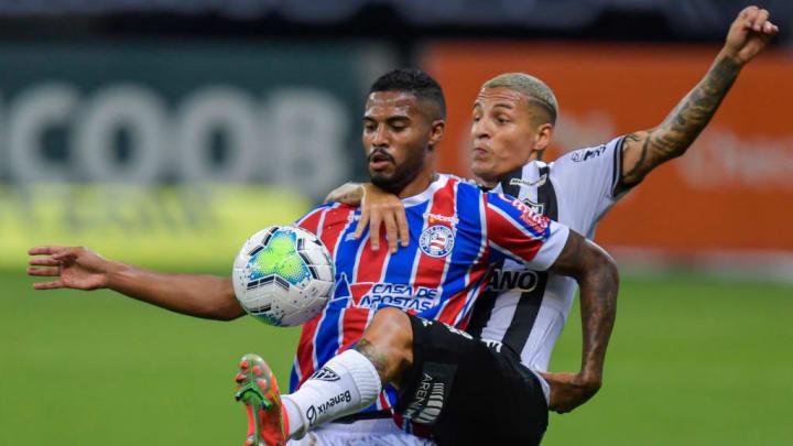 Guilherme Arana, Gabriel Novaes