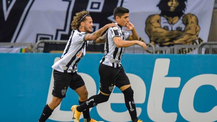 Savarino Guga Galo Atlético-MG Brasileirão Série A