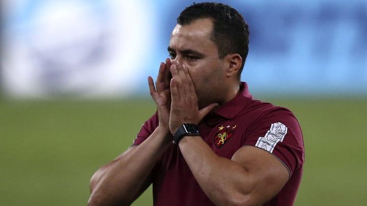 O Sport tomou duas goleadas (4 x 0 contra Bahia e Ceará) nas últimas cinco partidas; Jair Ventura não resistiu.