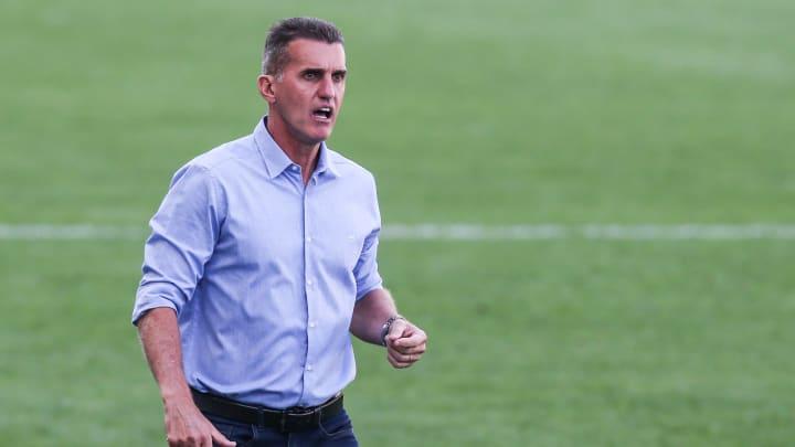 Vagner Mancini substituirá Lisca no Coelho
