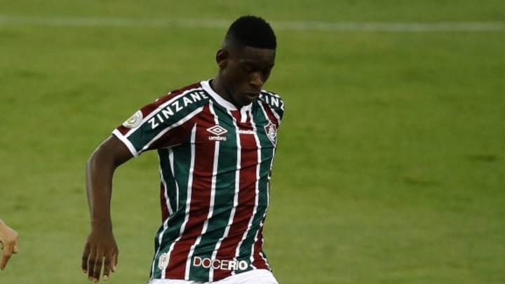 Luiz Henrique, Fluminense