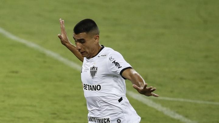 Junior Alonso atua pelo clube desde o ano passado