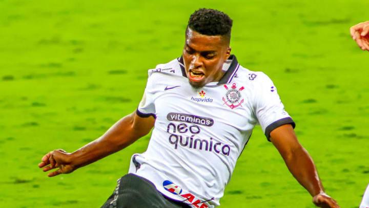 Jemerson Corinthians Zagueiro Copa do Brasil Retrô Saquarema