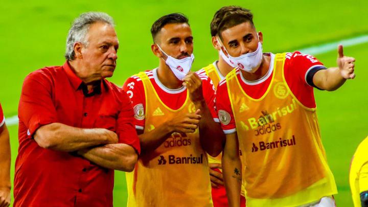 Abrel Braga Internacional Flamengo Brasileirão