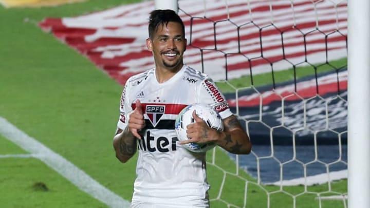 Luciano São Paulo Libertadores