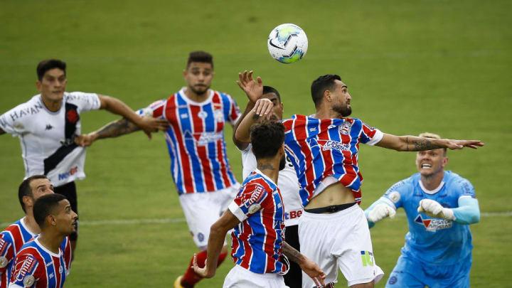 Gilberto Bahia Brasileirão