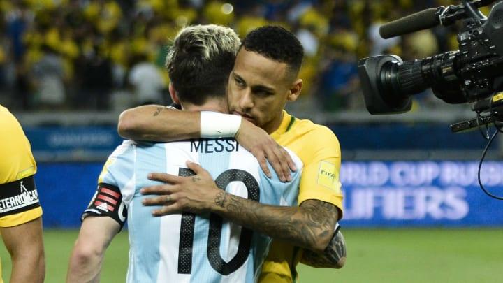 Com Lionel Messi e Neymar no topo, veja os 10 melhores jogadores que vão disputar a Copa América de 2021.