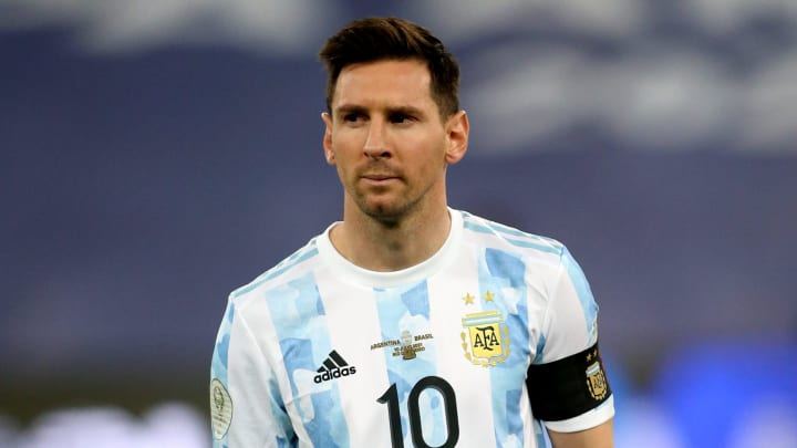 Messi is clear... in the Instagram stakes, anyway