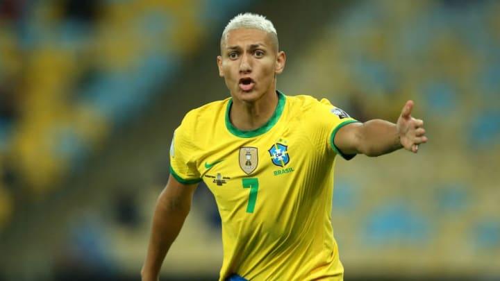 Richarlison Everton Copa América Brasil Olimpíada