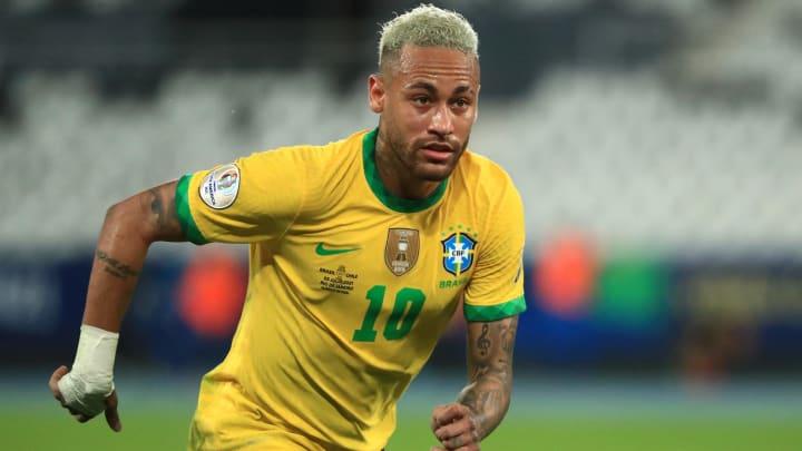 Neymar révèle les joueurs plus techniques que lui