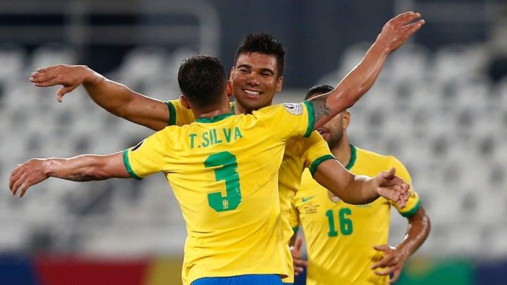 Brasil Casemiro